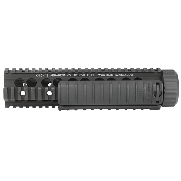 Knights Armament Company, Free Float RAS, Rail, Black Finish, AR-15, Mid Length