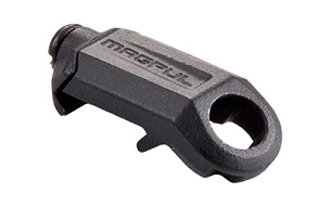 Magpul, Rail Sling Attachment, Quick Detach Sling Mount, Fits Picatinny, Black