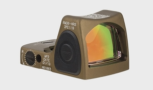Trijicon RMR ® HRS Type 2 Red Dot Sight