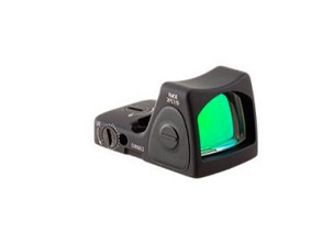 Trijicon RMR ® Type 2 Red Dot Sight 3.25 MOA Red Dot, Adjustable LED